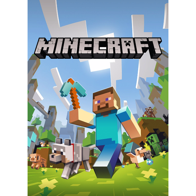 MineCraft Gift Code (PC) GLOBAL MOJANG INSTANT DELIVERY