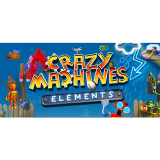 Crazy Machines Elements Steam CD Key GLOBAL - instant delivery