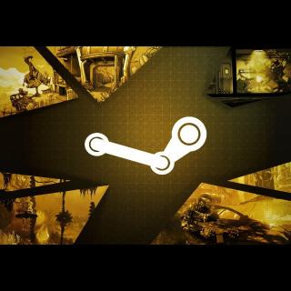 5x Steam Game Bundle