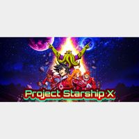 PROJECT STARSHIP X - STEAM GLOBAL - INSTANT