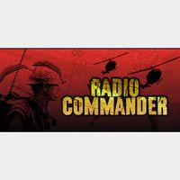 RADIO COMMANDER - STEAM GLOBAL - INSTANT