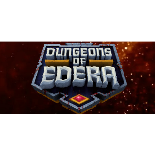 DUNGEONS OF EDERA - STEAM GLOBAL - INSTANT