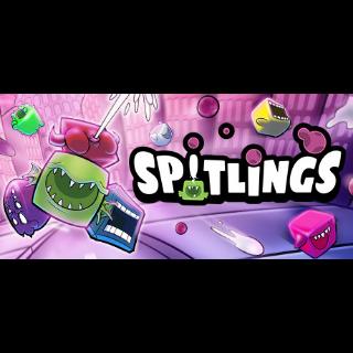 SPITLINGS - PS 4 EU - INSTANT