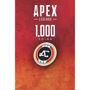 1,000 Apex Legends Coins