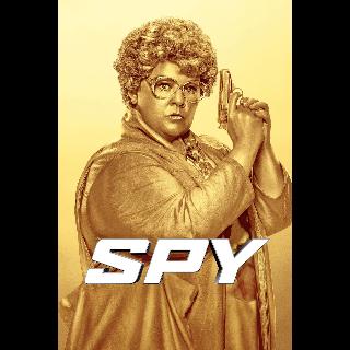 Spy HD Digital ITUNES or MOVIESANYWHERE