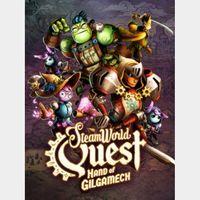 DIGITAL SteamWorld Quest: Hand of Gilgamech