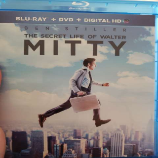 The Secret Life of Walter Mitty HD Digital Copy VUDU