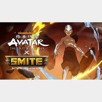 Smite x Avatar Last Airbender Bonus Perk Xbox Game Pass