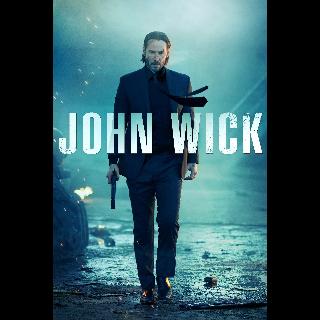 John Wick Chapters 1 & 2 Digital Copy HD