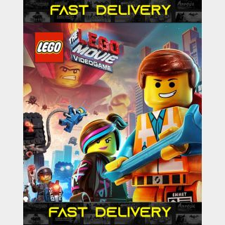 The LEGO Movie - Videogame| Fast Delivery ⌛| Steam CD Key | Worldwide |