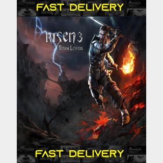 Risen 3 Titan Lords | Fast Delivery ⌛| Steam CD Key | Worldwide |