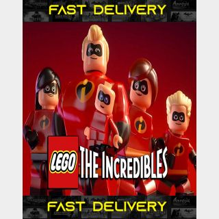 Lego The Incredibles| Fast Delivery ⌛| Steam CD Key | Worldwide |