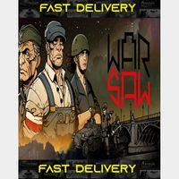 WARSAW   Fast Delivery ⌛  Steam CD Key   Worldwide  