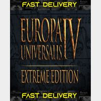 Europa Universalis IV - Digital Extreme Edition | Fast Delivery ⌛| Steam CD Key | Worldwide |