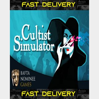 Cultist Simulator   Fast Delivery ⌛  Steam CD Key   Worldwide  