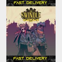 The Swindle| Fast Delivery ⌛| Steam CD Key | Worldwide |