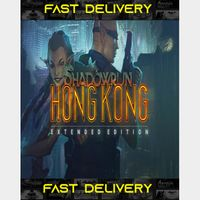 Shadowrun Hong Kong - Extended Edition| Fast Delivery ⌛| Steam CD Key | Worldwide |