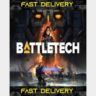 Battletech | Fast Delivery ⌛| Steam CD Key | Worldwide |