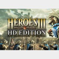 Heroes of Might & Magic III HD Edition | Fast Delivery ⌛| Steam CD Key | Worldwide |