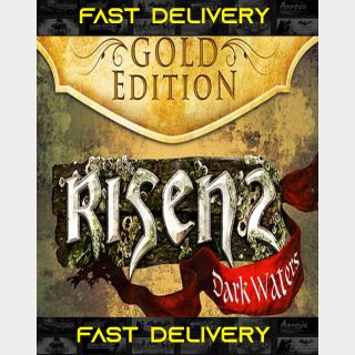 Risen 2 Dark Waters - Gold Edition | Fast Delivery ⌛| Steam CD Key | Worldwide |