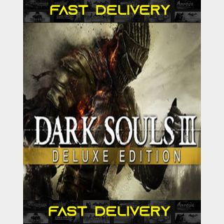 Dark Souls 3 Deluxe Edition | Fast Delivery ⌛| Steam CD Key | Worldwide |