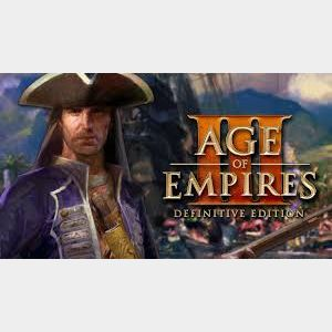 Age Of Empires III Definitive | Fast Delivery ⌛| Steam CD Key | Worldwide |