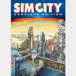 Simcity Complete Edition | Fast Delivery ⌛| Steam CD Key | Worldwide |