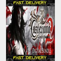 Castlevania Lords Of Shadow 2 Bundle | Fast Delivery ⌛| Steam CD Key | Worldwide |
