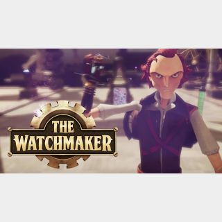 The Watchmaker | Fast Delivery ⌛| Steam CD Key | Worldwide |