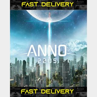 Anno 2205 | Fast Delivery ⌛| Uplay CD Key | Worldwide |