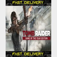 Tomb Raider Game Of The Year Edition   Fast Delivery ⌛  Steam CD Key   Worldwide  
