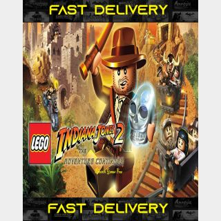 Lego Indiana Jones 2 The Adventure Continues | Fast Delivery ⌛| Steam CD Key | Worldwide |