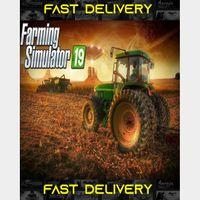 Farming Simulator 2019 | Fast Delivery ⌛| Steam CD Key | Worldwide |