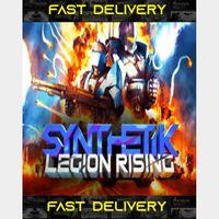 Synthetik Legion Rising | Fast Delivery ⌛| Steam CD Key | Worldwide |