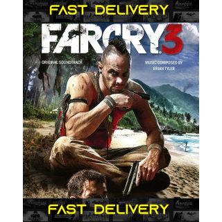 Far Cry 3| Fast Delivery ⌛| Uplay CD Key | Worldwide |