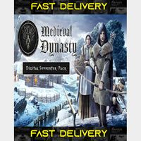 Medieval Dynasty - Digital Supporter Edition | Fast Delivery ⌛| Steam CD Key | Worldwide |