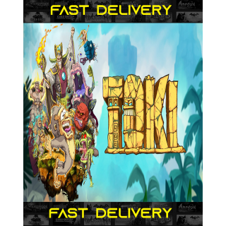 Toki| Fast Delivery ⌛| Steam CD Key | Worldwide |