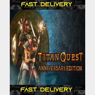 Titan Quest  Anniversary Edition| Fast Delivery ⌛| Steam CD Key | Worldwide |