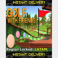 Golf With Your Friends + Caddy Pack - LATAM