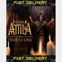 Total War Attila Kings Edition| Fast Delivery ⌛| Steam CD Key | Worldwide |