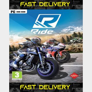 Ride | Fast Delivery ⌛| Steam CD Key | Worldwide |