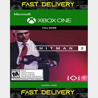 Hitman 2 US Xbox Live   Fast Delivery ⌛  Xbox One - Xbox Live CD Key   ONLY FOR USA  