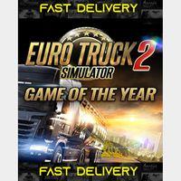Euro Truck Simulator 2 GOTY Edition | Fast Delivery ⌛| Steam CD Key | Worldwide |