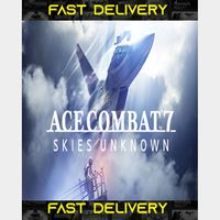 Ace Combat 7 Skies Unknown| Fast Delivery ⌛| Steam CD Key | Worldwide |