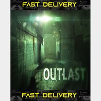 Outlast + DLC   Fast Delivery ⌛  Steam CD Key   Worldwide  