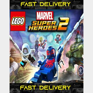 Lego Marvel Super Heroes 2| Fast Delivery ⌛| Steam CD Key | Worldwide |