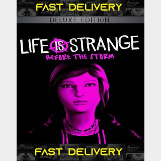 Life is Strange Before the Storm Deluxe Edition | Fast Delivery ⌛| Steam CD Key | Worldwide |