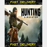 Hunting Simulator | Fast Delivery ⌛| Steam CD Key | Worldwide |