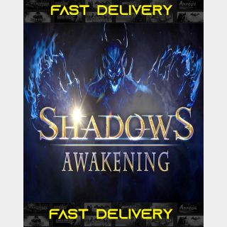 Shadows Awakening| Fast Delivery ⌛| Steam CD Key | Worldwide |