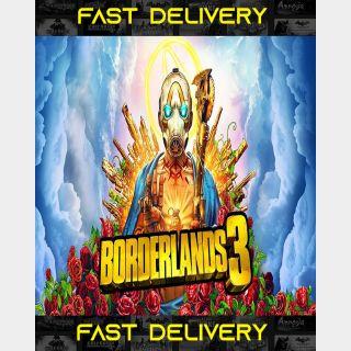 Borderlands 3 | Fast Delivery ⌛| Steam CD Key | Worldwide |